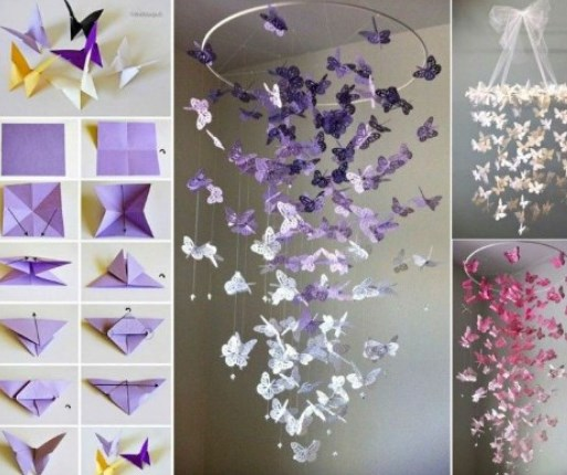 Паперові метелики