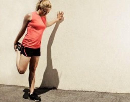 Розтяжка м'язів ніг