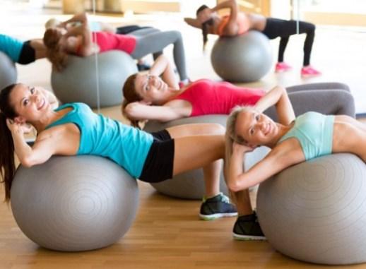 Зміцнення м'язів спини