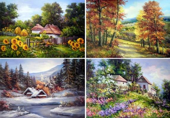 Чотири сезони