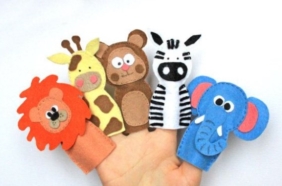 Ляльки на пальчики