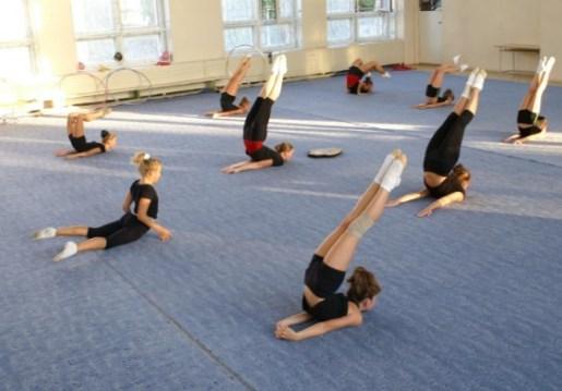 Зал для занять хореографією