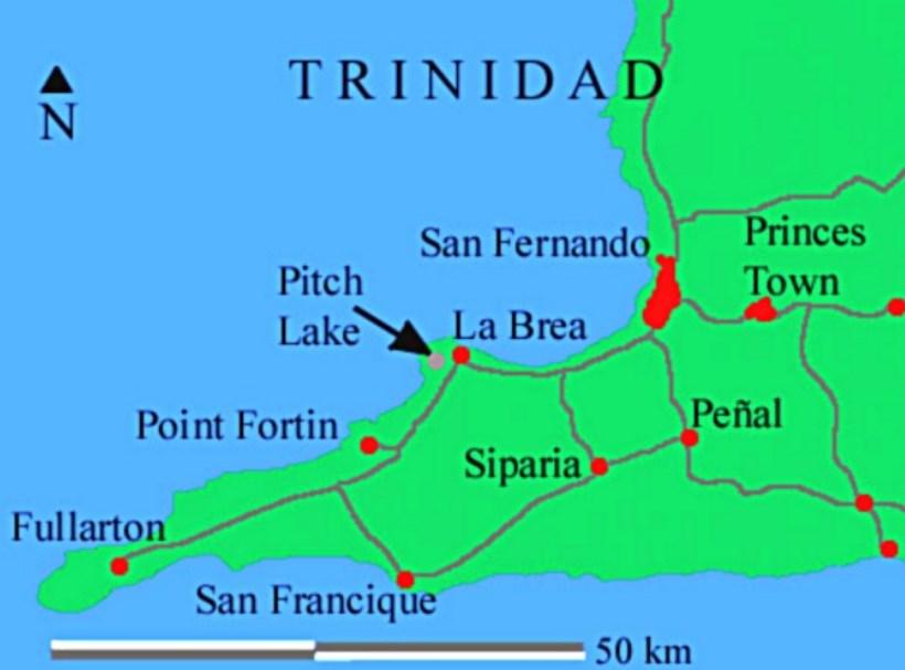 Острів Трінідад