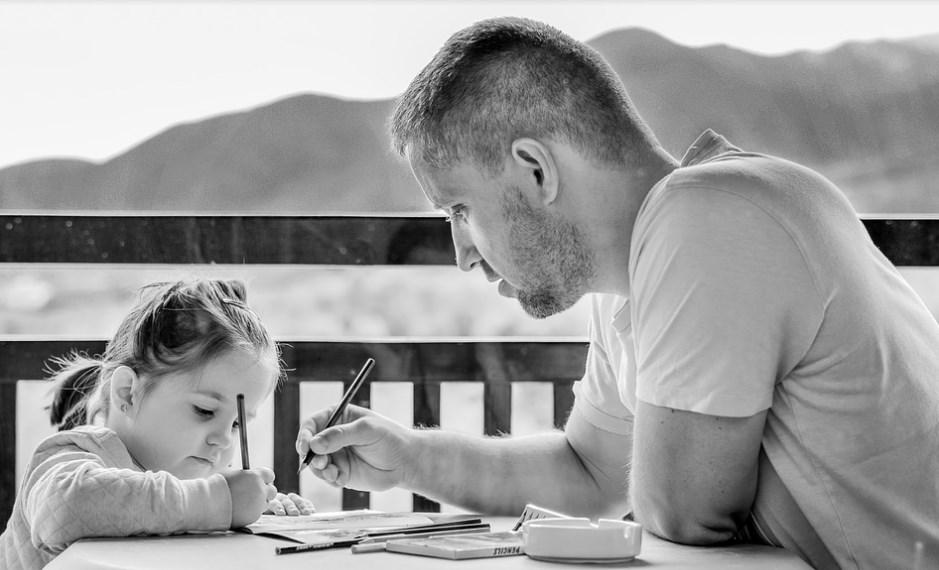 Заняття з батьком